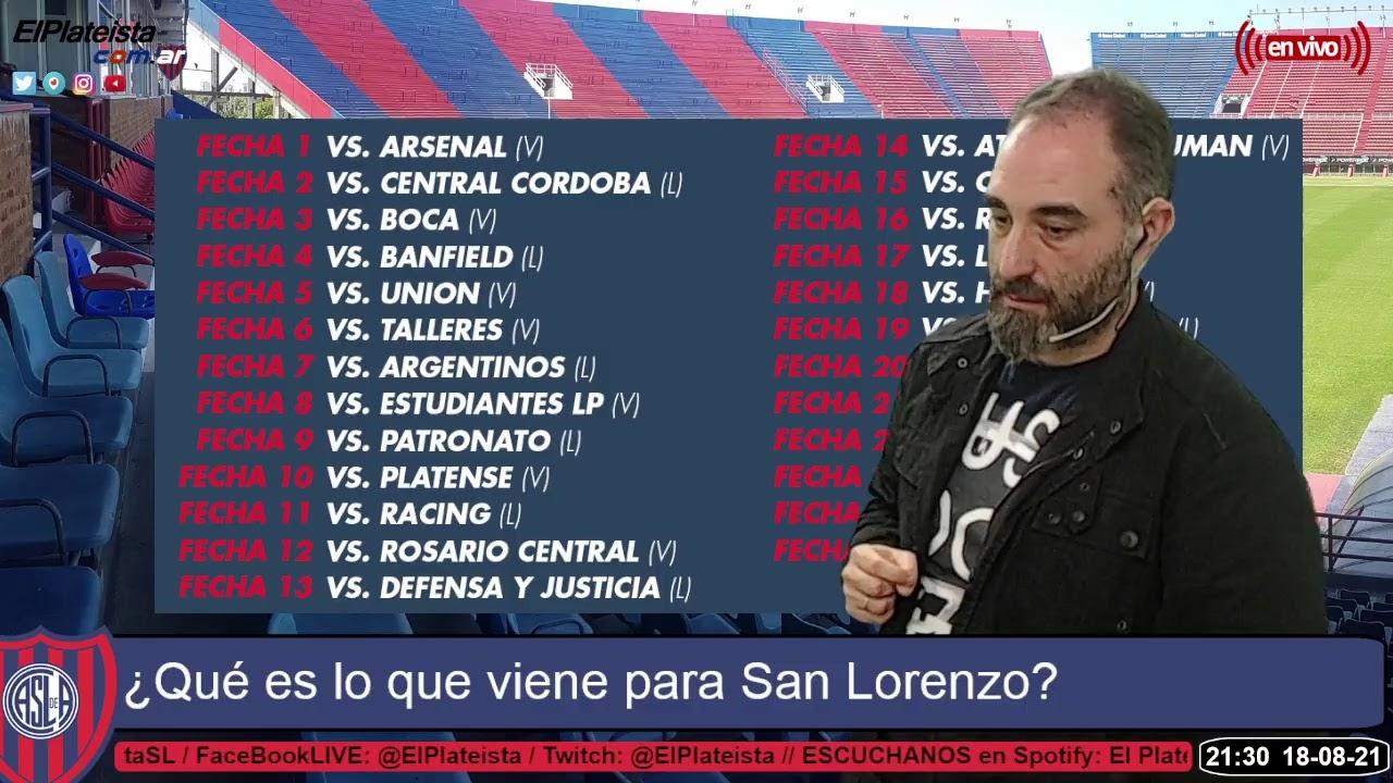 San Lorenzo nos hace mal